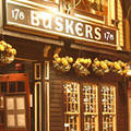 Drinks and Apps at Busker's