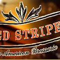 Red Stripe for Drinks and Apps